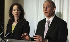 Richard Haass and Meghan O